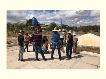 Saneamento Básico Rural apropriado ao Semiárido é trabalhado em comunidades rurais