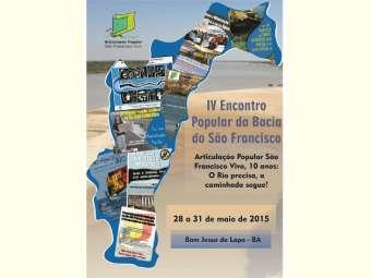 Carta de Bom Jesus da Lapa – IV Encontro Popular da Bacia do Rio São Francisco