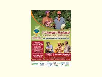 Encontro em Jacobina/BA discute sobre a produção familiar agroecológica no Semiárido baiano