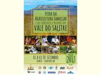 Junco sedia a I Feira da Agricultura Familiar e de Caprinos e Ovinos do Vale do Salitre