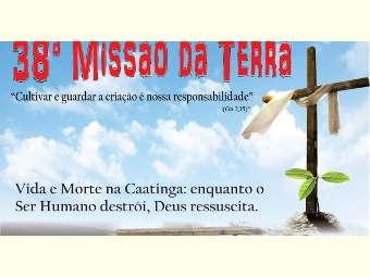 Diocese de Bonfim realiza a 38ª Missão da Terra