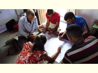 Cartografia Social de comunidade Fundo de Pasto visa contribuir com a organização social