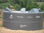 Agricultores do Oeste do RN se negam a receber as cisternas oferecidas pelo governo