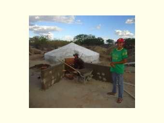 Representante da Petrobras visita comunidades beneficiadas pelo P1+2