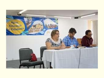 Projeto Cisternas nas Escolas reúne monitores/as pedagógicos em Juazeiro