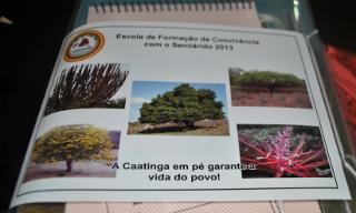 Escola de Formação do Irpaa discute a Comunicação para Convivência com o Semiárido