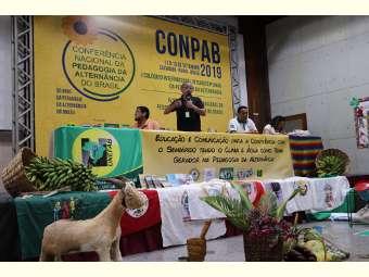 Experiências de Escolas famílias Agrícolas são demonstradas durante I Conferência Nacional da Pedagogia da Alternância