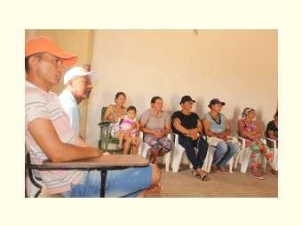 Comunidades de Canudos participam de mutirão sobre certificação de áreas de Fundo de Pasto