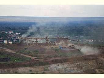 Mineradora não para durante pandemia e Angico dos Dias sofre com novas explosões e risco de contaminação