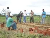 Capacitação orienta agricultores/as a utilizarem  água  da chuva  para produção de alimentos no Semiárido