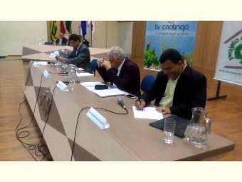 Candidatos a prefeito de Juazeiro assinam Carta Compromisso com o Movimento Popular de Cidadania