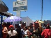 Mulheres camponesas ocupam a sede da Coelba em Juazeiro e conseguem resultados