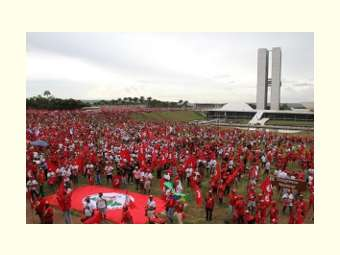 Carta do MST a Dilma