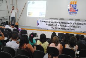 Curso de Agronomia da Uneb realiza Simpósio na Semana do Meio Ambiente