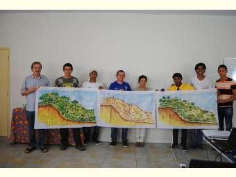 Água do Meio Ambiente é tema de estudo entre colaboradores/as do Irpaa