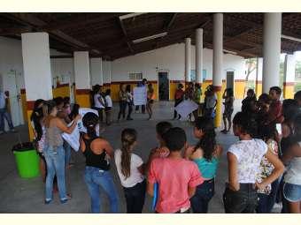 Escolas de Sergipe participam de oficina sobre a gestão de água da escola