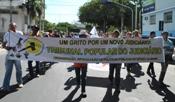 Manifestação Popular em Juazeiro cobra ação e compromisso do Poder Judiciário
