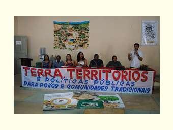 Chorrochó sedia seminário sobre Terra, Território e políticas públicas