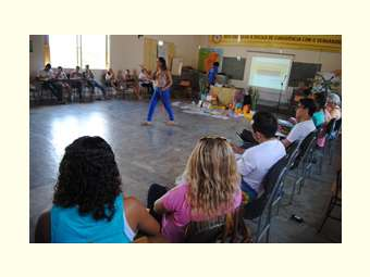 Juventude dos Territórios Sertão do São Francisco e Itaparica debatem Identidade, Cidadania e Políticas Públicas em Seminário