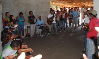 Comunidades tradicionais trocam experiências em Intercâmbio