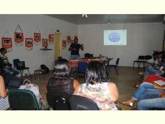 Escola de Formação oportuniza equipe do Irpaa aprofundar temas pouco explorados na escola convencional