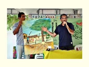Agroecologia e comércio sustentável estiveram em debate no 7º Festival do Umbu de Uauá