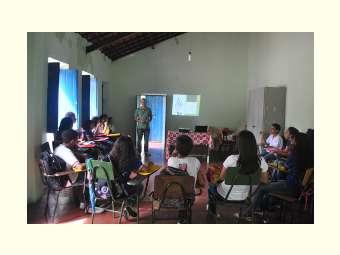 Fórum de Comunicação realiza oficina de rádio em Curaçá