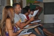 Técnicos/as do Irpaa participam de formação para novo projeto de ATER