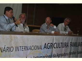 Perspectivas para Agricultura Familiar estiveram em debate em Seminário  internacional na Embrapa