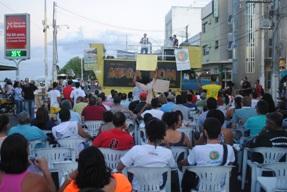 Lideranças e Movimentos Sociais do Vale do São Francisco juntam-se ao Coletivo de luta pela Ilha do Fogo