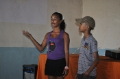 Estudantes denunciam má qualidade da água consumida nas comunidades do Salitre