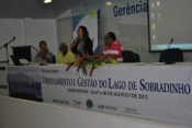 Ordenamento e Gestão do Lago de Sobradinho é tema de discussão em Seminário