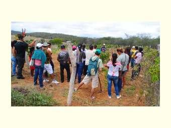 Intercâmbio anima agricultores/as a apostarem na proposta de Convivência com o Semiárido