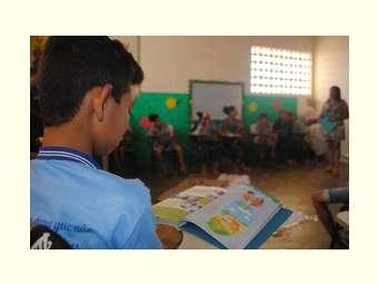 Irpaa acompanha uso do Livro Contextualizado nas escolas municipais de Curaçá