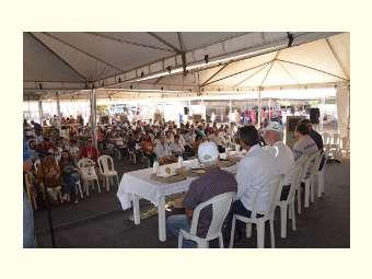 """Organizadores avaliam SemiáridoShow como """"o maior evento da agricultura familiar do Brasil"""""""