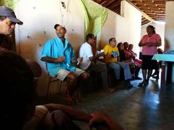Comunidades de Casa Nova se organizam para defender áreas de fundo de pasto