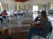 Projeto de assessoria técnica e extensão rural oferece curso de formação para seus colaboradores