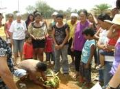 Comunidades de Canudos realizam Pré-Romarias