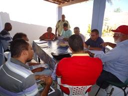 Reunião em Curaçá debate a implementação do P1+2 Petrobras