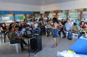 Irpaa realiza mais uma assessoria para produção de materiais paradidáticos