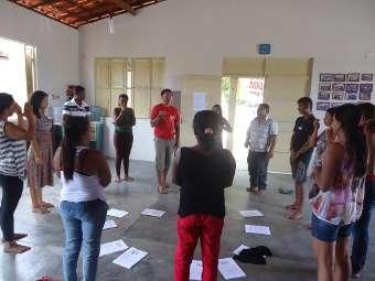 Formação de recreadores e recreadoras promove troca de experiências para valorização do Semiárido