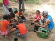 Irpaa incentiva escolas rurais a trabalharem conteúdos voltados para meio ambiente