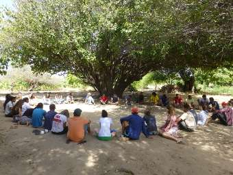 Juventude do Semiárido protagoniza mais uma Escola de Formação realizada pelo Irpaa