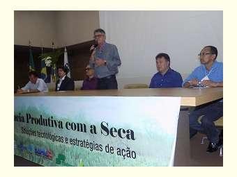 Seminário na Embrapa discute soluções e estratégias produtivas para superação dos efeitos da seca