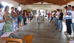 Estratégias metodológicas participativas é tema de encontro da equipe de Ater Federal