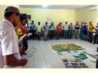 Encontro de lideranças comunitárias é realizado em Canudos