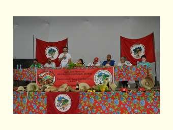 Plano camponês e Soberania Alimentar marcam o debate no Encontro Estadual do MPA