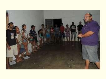 Paixão de Cristo na comunidade de Malhada da Areia contará com novidades este ano