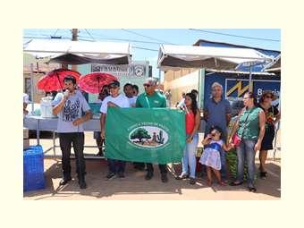 Comunidades Fundo de Pasto de Sento Sé recebem certificado de auto reconhecimento