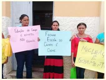 Comunidade consegue na justiça reabertura de escola do campo na Paraíba